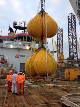 150T Crane Load Test