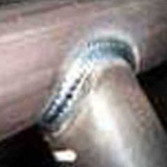 Stainless steel welding-a