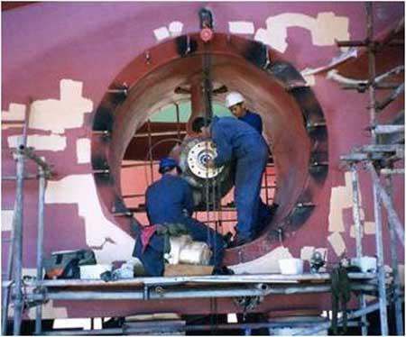 Ship Repair & Shop Machining   ABC MARINE ENTERPRISES, LLC