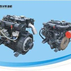 High Speed Marine Diesel Engine